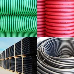 PVC uso eléctrico
